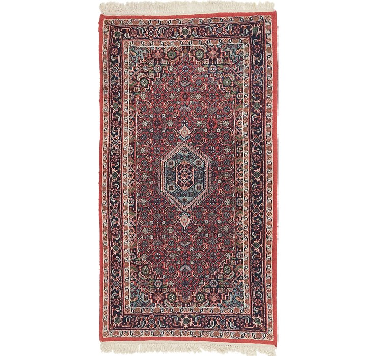 3' x 5' 8 Bidjar Persian Rug