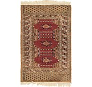Link to 2' 2 x 3' 4 Bokhara Oriental Rug