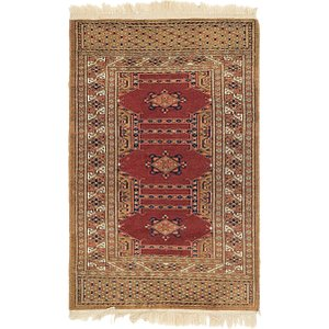 2' 2 x 3' 4 Bokhara Oriental Rug