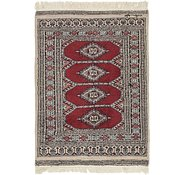 Link to 2' 9 x 3' 8 Bokhara Oriental Rug