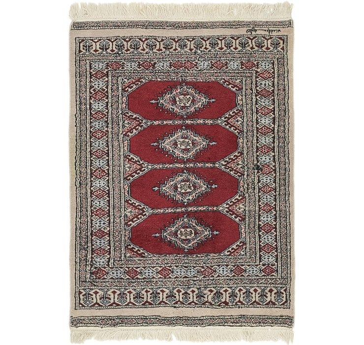 2' 9 x 3' 8 Bokhara Oriental Rug