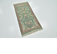 Link to 2' x 4' 2 Kashmir Oriental Rug