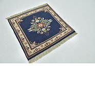 Link to 3' 3 x 3' 4 Tabriz Persian Square Rug