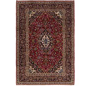 Link to 7' 10 x 11' 4 Kashan Persian Rug