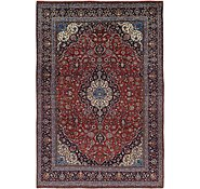 Link to 8' 3 x 12' Kashan Persian Rug