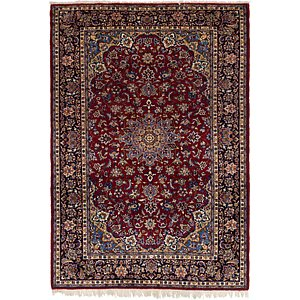 8' 5 x 12' 4 Isfahan Persian Rug