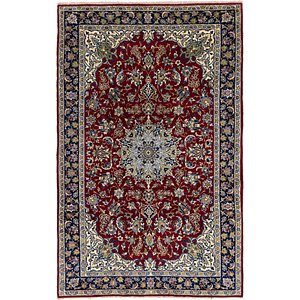 7' 3 x 11' 4 Isfahan Persian Rug