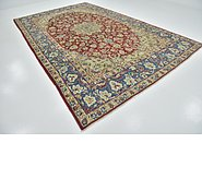 Link to 8' 7 x 14' Isfahan Persian Rug