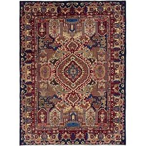 8' x 10' 7 Kashmar Persian Rug