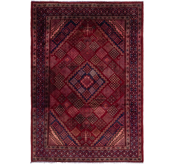 208cm x 292cm Maymeh Persian Rug
