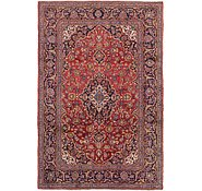 Link to 6' 9 x 10' Kashan Persian Rug