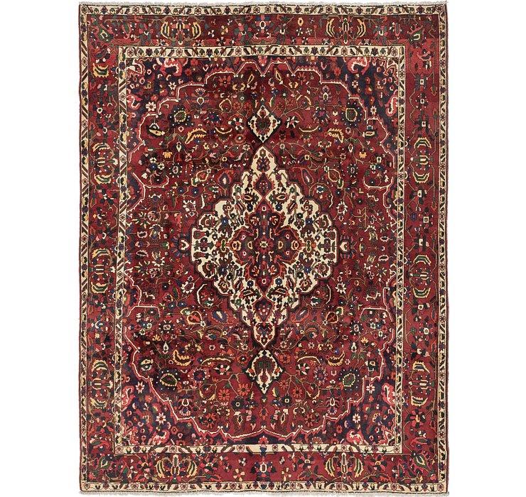 7' 3 x 9' 8 Bakhtiari Persian Rug