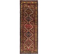 Link to 3' 9 x 10' Meshkin Persian Runner Rug