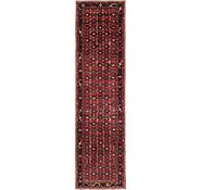 Link to 3' 5 x 12' 8 Hossainabad Persian Runner Rug