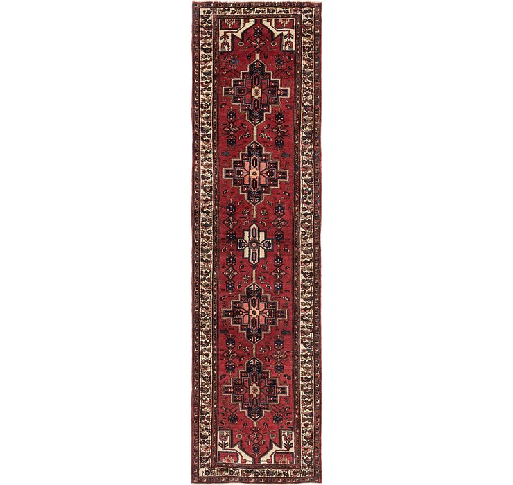 3' 3 x 12' 2 Sanandaj Persian Runner...