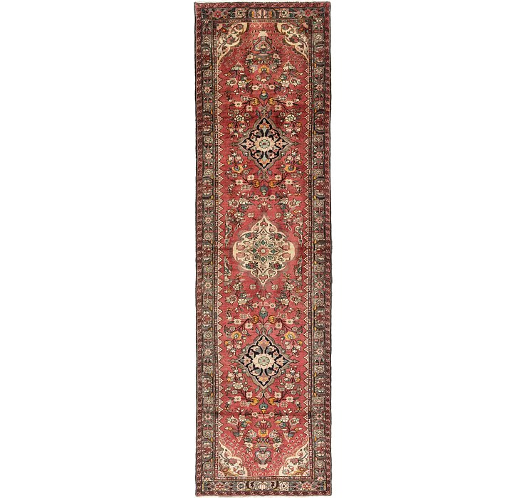 3' 8 x 13' 3 Borchelu Persian Runner...