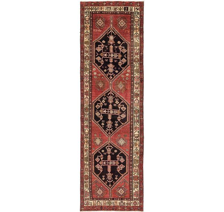 3' 9 x 12' 3 Shahsavand Persian Runn...