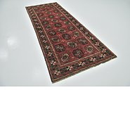 Link to 4' x 9' 8 Shiraz Persian Runner Rug