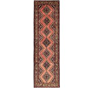 Link to 3' 4 x 11' Chenar Persian Runner Rug
