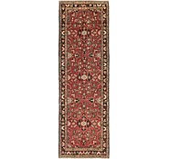 Link to 3' 9 x 12' Khamseh Persian Runner Rug