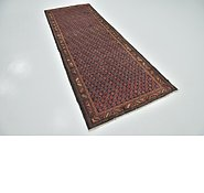 Link to 3' 7 x 10' Shahsavand Persian Runner Rug