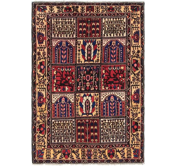 5' x 7' 6 Bakhtiar Persian Rug