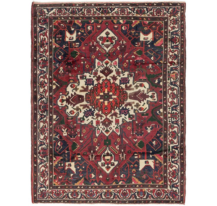 7' 3 x 9' 6 Bakhtiar Persian Rug