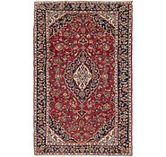 Link to 6' 8 x 10' 9 Kashan Persian Rug