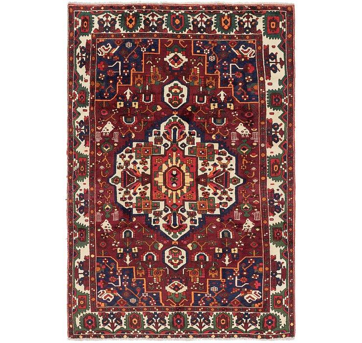6' 5 x 10' 5 Bakhtiar Persian Rug