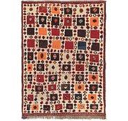 Link to 3' 4 x 4' 6 Ghashghaei Persian Rug