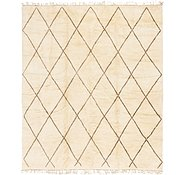 Link to 11' 3 x 13' Moroccan Square Rug