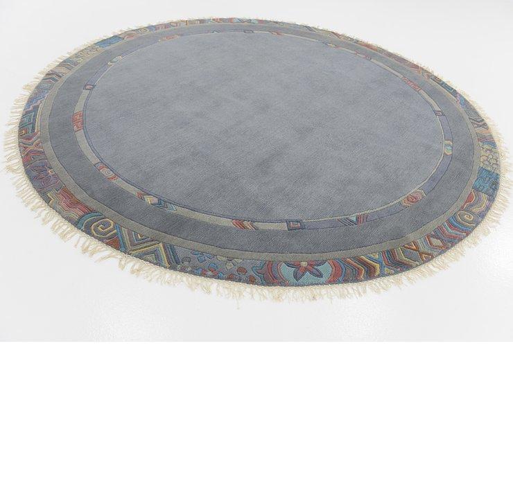 9' 4 x 9' 4 Nepal Round Rug
