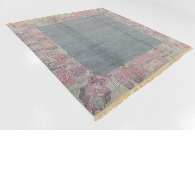 8' x 8' Nepal Square Rug