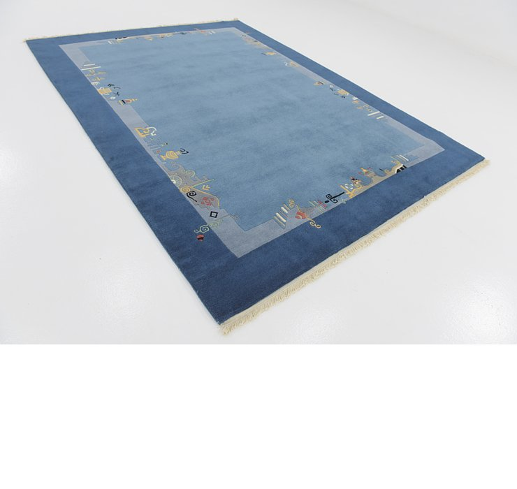 HandKnotted 7' 2 x 9' 10 Nepal Rug