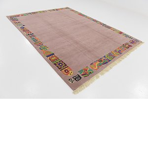 HandKnotted 7' 3 x 9' 8 Nepal Rug
