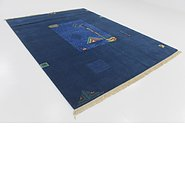Link to 7' 4 x 10' Nepal Rug