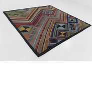 Link to 240cm x 245cm Reproduction Gabbeh Square Rug