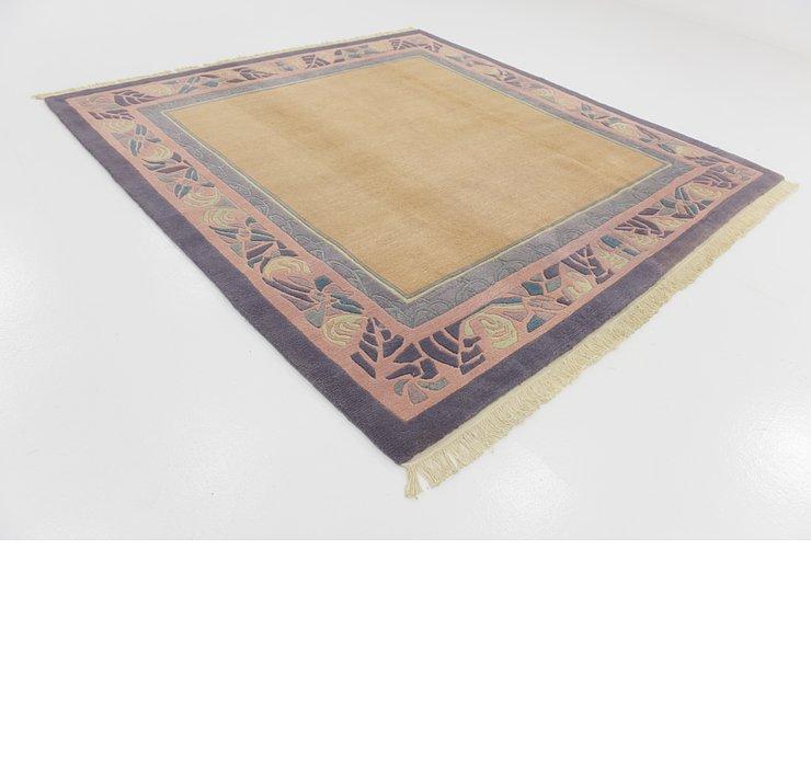8' 3 x 8' 8 Nepal Square Rug