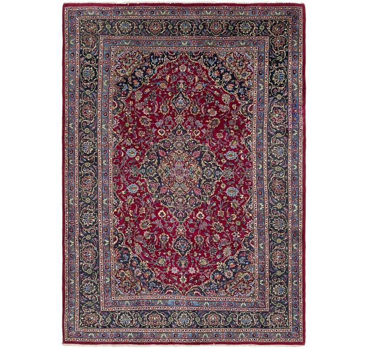 6' 9 x 9' 8 Mashad Persian Rug