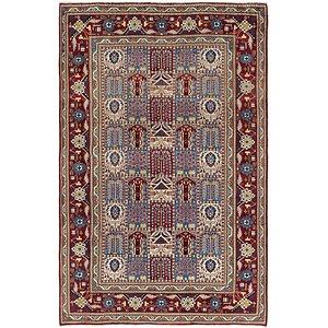 6' 8 x 10' 3 Isfahan Persian Rug