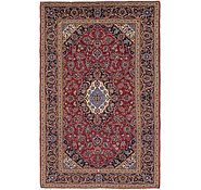 Link to 6' 9 x 11' Kashan Persian Rug