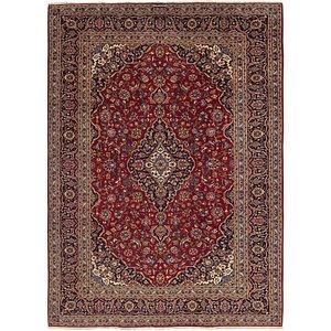 8' 6 x 11' 9 Kashan Persian Rug