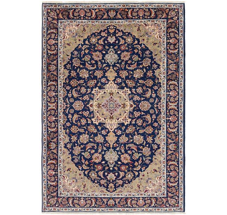 7' 9 x 11' 6 Isfahan Persian Rug