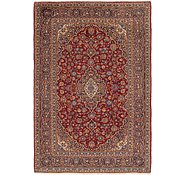 Link to 7' 8 x 11' 3 Kashan Persian Rug