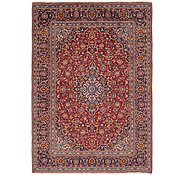 Link to 8' x 11' Kashan Persian Rug