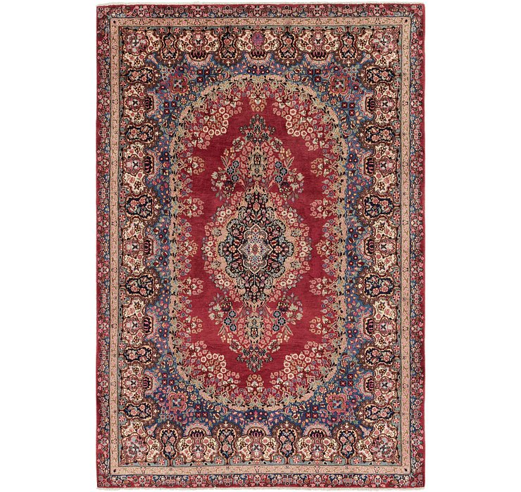 205cm x 312cm Mood Persian Rug
