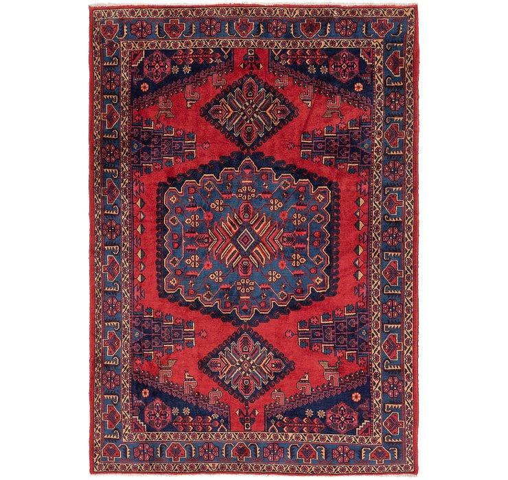 218cm x 315cm Viss Persian Rug