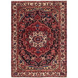 7' x 9' 8 Bakhtiar Persian Rug