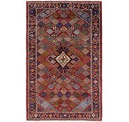 Link to 7' x 11' 6 Maymeh Persian Rug