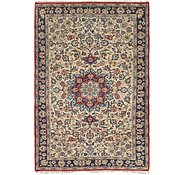 Link to 213cm x 312cm Isfahan Persian Rug